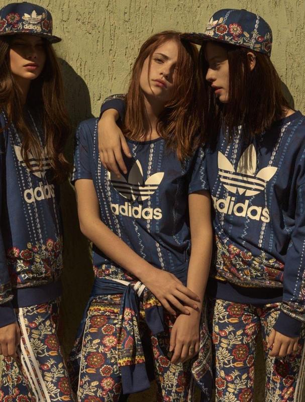 adidas Originals <3 FARM (Foto: Divulgação)