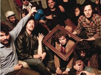 Festival em Franciso Beltrão (PR) terá sete bandas regionais e nacionais (Foto: Mustache e os Apaches / Divulgação)