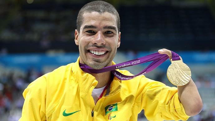 Daniel Dias tema chance de figurar no Top 10 (Foto: Clive Rose/Getty Images)