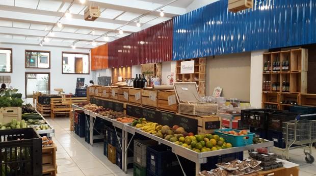 Casa Orgânica, mercado de produtos orgânicos (Foto: Divulgação)