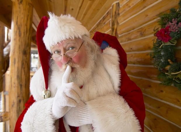 b08631446 Veja como o Natal é comemorado em 5 países (Foto  Thinkstock) O segredo do Papai  Noel ...