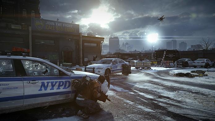 The Division ganha novo trailer do gameplay. (Foto: Divulgação)