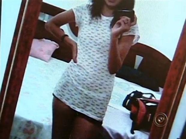 Garota de 17 anos 'seduzia' vítimas para roubar em Sorocaba (Foto: Reprodução/TV TEM)
