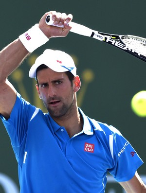 Novak Djokovic, Indian Wells, tênis (Foto: EFE)