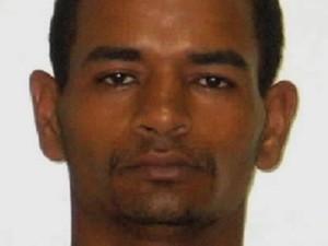 Mudinho suspeito de matar Gabriely (Foto: Divulgação/Polícia Civil)