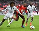 Sem Balotelli, Nice empata com o Rennes e vê líder Monaco se distanciar