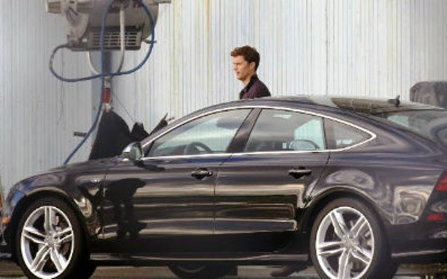 Audi Acelera No Filme 50 Tons De Cinza Auto Esporte
