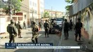 Tiroteios e chacinas aumentam no Rio durante Intervenção Federal