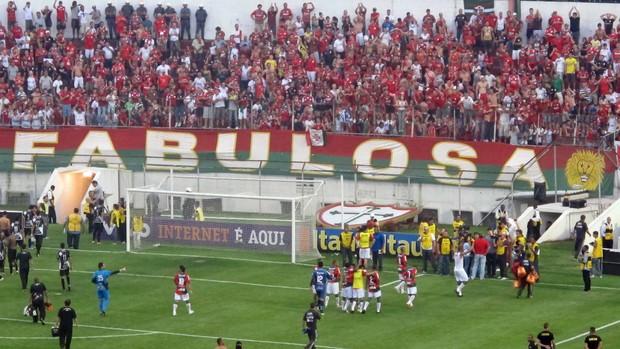 portuguesa (Foto: Diego Ribeiro / Globoesporte.com)