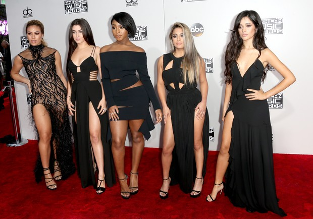 Fifth Harmony (Foto: Frederick M. Brown / AFP)