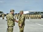 Pressão militar sobre Ucrânia vai durar décadas, diz presidente
