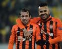 """Shakhtar vence com gols de Dentinho e Bernard e """"mannequin chalenge"""""""