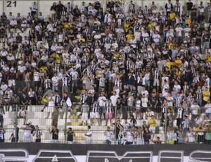 Torcida do ABC Frasqueirão (Foto: Jocaff Souza/GloboEsporte.com)