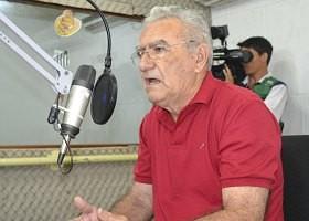 Luiz Navarro (PCB) (Foto: Rádio Amazonas FM/Divulgação)