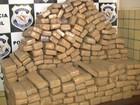 Mais de meia tonelada de drogas foram apreendidas em junho no PA