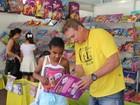 Feira do Livro de Palhoça oferece obras a partir de R$ 2 até sábado (22)