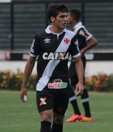 Calebe Souza Vasco (Foto: Divulgação/CRVG)