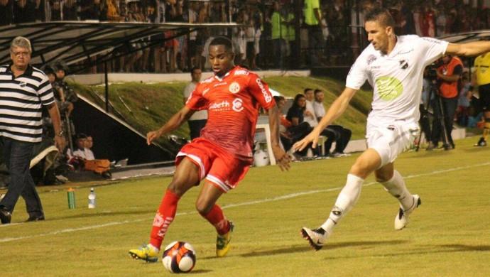 ABC x América-RN, no Estádio Frasqueirão - Campeonato Potiguar (Foto: Canindé Pereira/América FC/Divulgação)