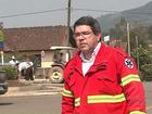 Médico tira dinheiro do bolso para montar brigada de incêndio no PR