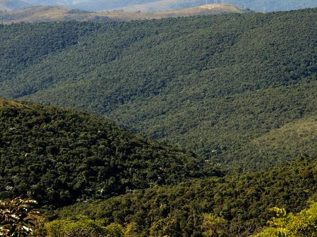 Futuro da região de 'Fazenda Velha', em Rio Acima, ainda é incerto (Foto: Robson de Oliveira/ Arquivo Pessoal)