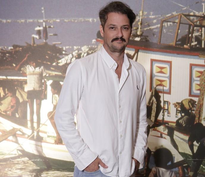 Marcelo Serrado vai interpretar vilões no teatro (Foto: Felipe Monteiro/ Gshow)