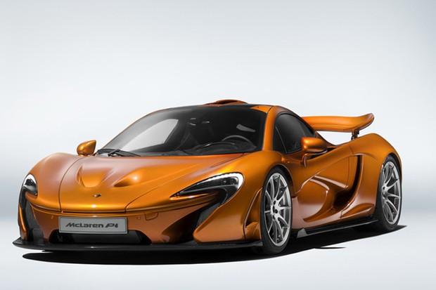 McLaren P1 último exemplar (Foto: Divulgação)