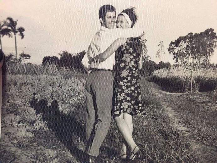 Ex-marido Ieda (Foto: Arquivo pessoal)