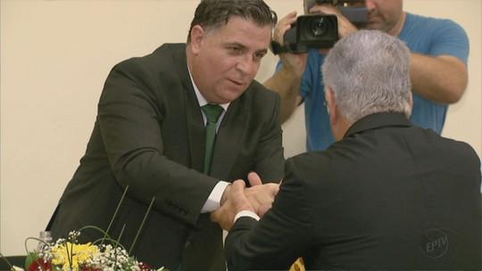 Com liminar do TSE, Pedrinho Eliseu (PSDB) toma posse em Araras, SP