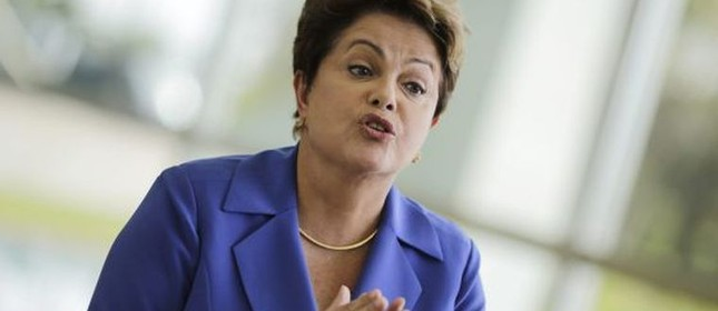Dilma Rousseff  (Foto: Ueslei Marcelino / Reuters)