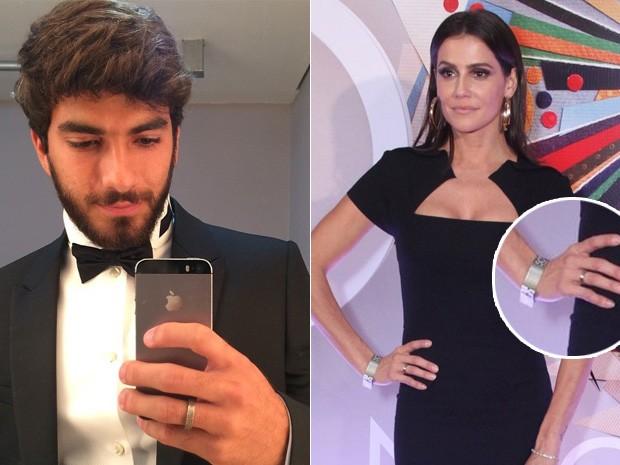 Deborah Secco e Hugo Moura - Aliança (Foto: Reprodução/ Instagram | PhotoRio News)