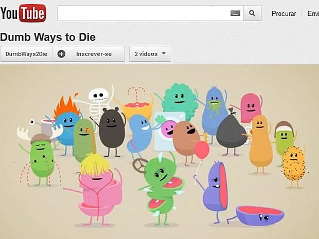 Dumb ways to die (Foto: YouTube/Reprodução)