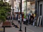Pessoas são feitas reféns em assalto frustrado em prédio na Paraíba