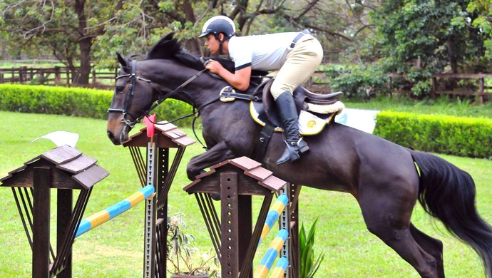 Rodrigo Jardim da Rosa cavaleiro (Foto: Divulgação/Grupo Six)
