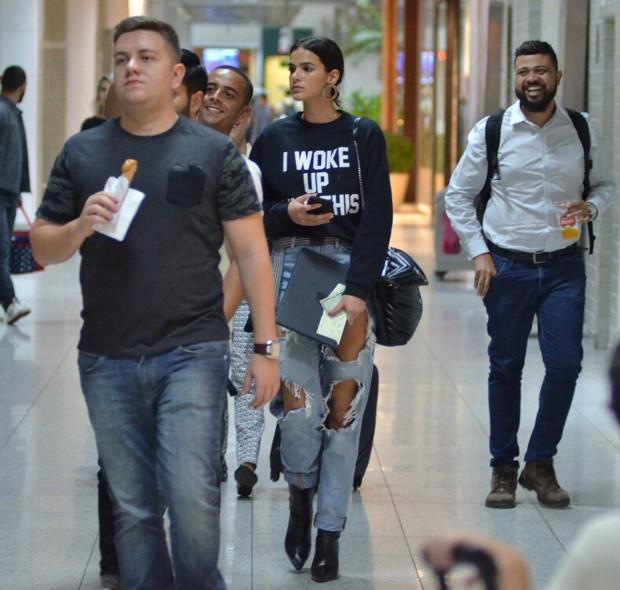Bruna Marquezine (Foto: Webert Belício/AgNews)