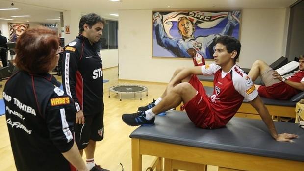 Ganso são paulo (Foto: Rubens Chiri / São Paulo FC)