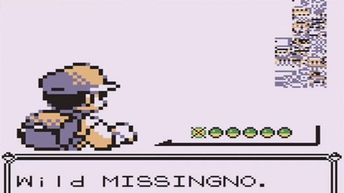 Se todos os passos forem seguidos, MissingNo. irá aparecer para uma batalha (Foto: Reprodução/YouTube)