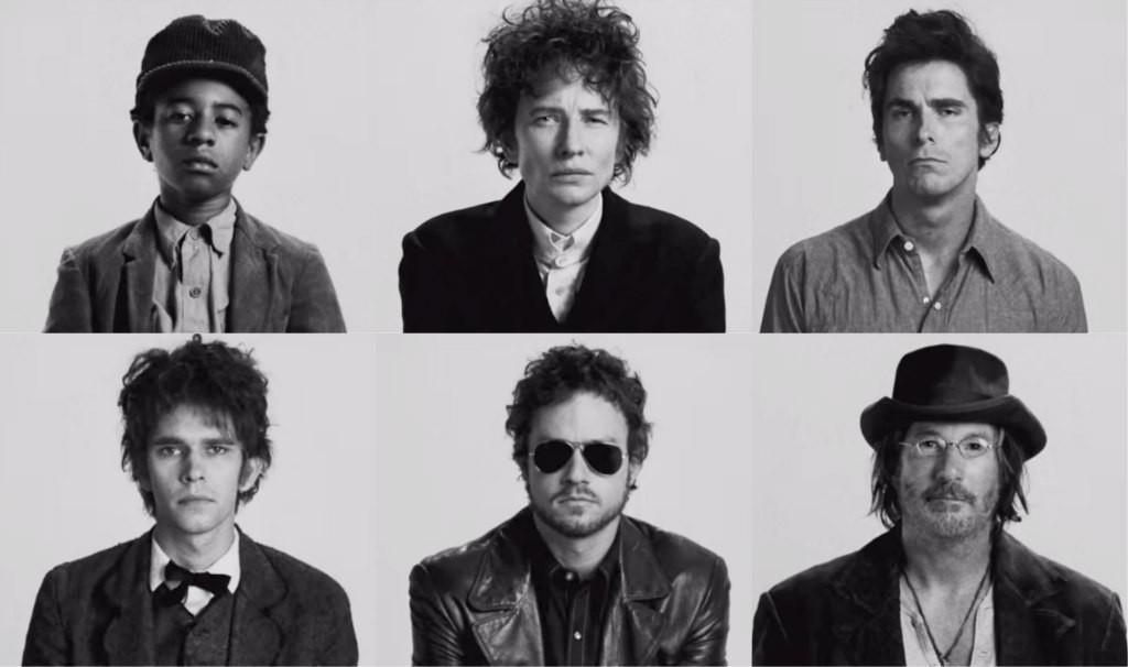 Seis diferentes atores vivem Dylan no filme (Foto: Divulgao)
