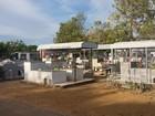 Cemitérios de Macapá passam por manutenção para o Dia dos Pais
