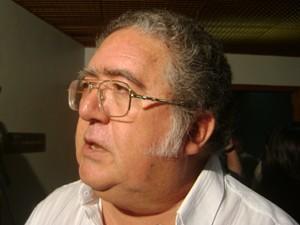 Pesquisador Janiro Rêgo, da UFCG (Foto: Taiguara Rangel/G1)