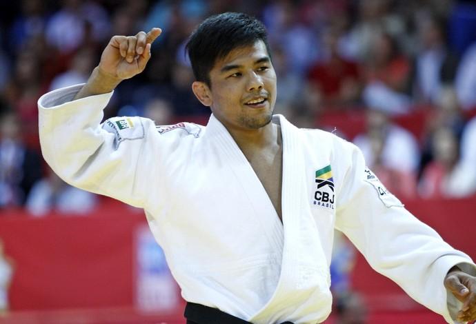 Charles Chibana medalha de ouro no Grand Slam de Tyumen judô (Foto: Foto: © IJF Media Team - Jack Willingham)