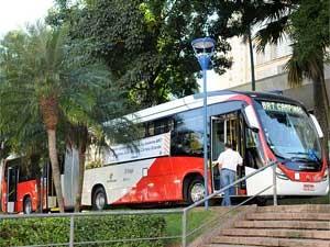 Sistema de ônibus BRT entra em operação em Campinas (Foto: Divulgação/Prefeitura de Campinas)