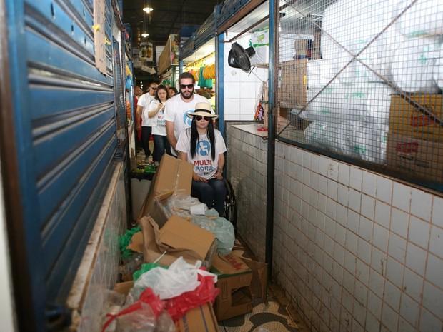 Multa Moral ocorreu neste sábado em Manaus (Foto: OAB/Divulgação)