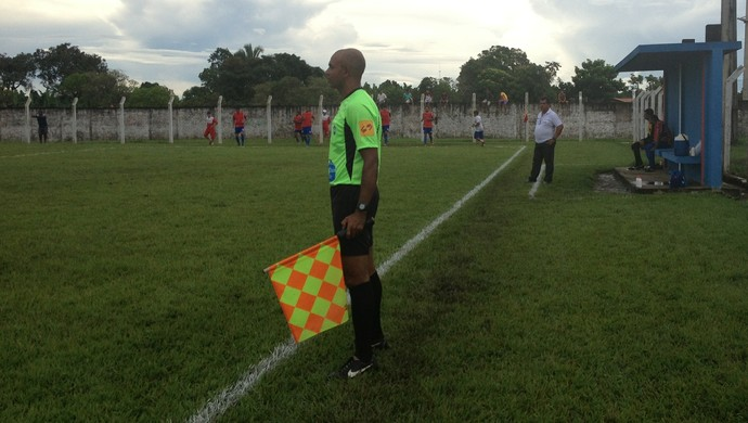 Confira a arbitragem da quinta rodada do Tocantinense (Foto: Vilma Nascimento/GloboEsporte.com)