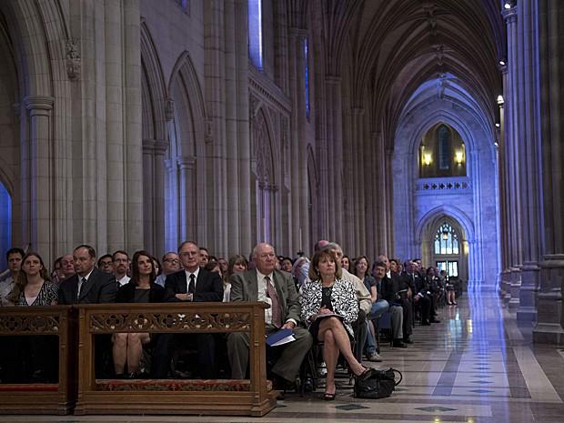 Missa Armstrong (Foto: Evan Vucci/Reuters)