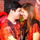 Catarinense pede namorada em casamento (David Collaço/Divulgação)