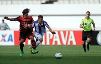 Oeste e Paysandu fazem confronto direto pelo direito de sonhar na Série B