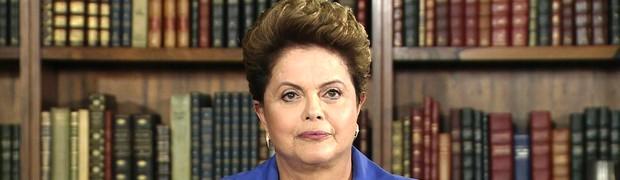 Dilma Rousseff é entrevistada no JN (Rede Globo)