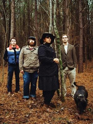 Alabama Shakes, a nova banda-sensação internacional  (Foto: Divulgação)
