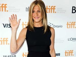 08/09: Jennifer Aniston divulga o filme 'Cake' no Festival de Toronto. (Foto: REUTERS/Mark Blinch)