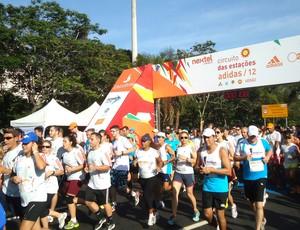 Corredores avaliam Circuito das Estações Verão no Rio de Janeiro (Foto: Bebel Clark / Globoesporte.com)